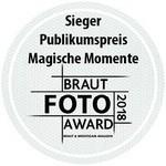 Braut Foto Award Badge