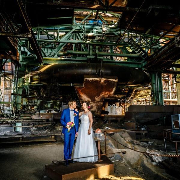 Hochzeit Henrichshütte Hattingen Heiraten Location Hochzeitslocation NRW Fotograf 13 600x600 - Henrichshütte in Hattingen - Hochzeitslocation NRW