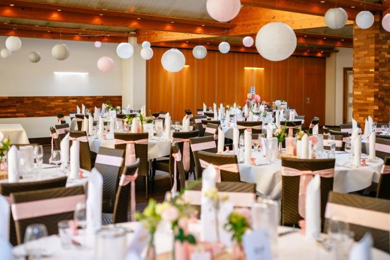 Hochzeitslocation NRW Hotel Restaurant am Krickenbecker See Nettetal