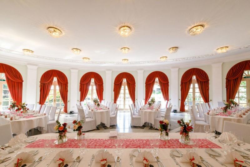 Hochzeitslocation NRW La Redoute Bonn