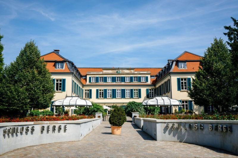 Hochzeitslocation Schloss Berge Gelsenkirchen