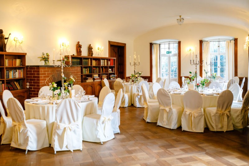 Hochzeitslocation Schloss Hackhausen Solingen