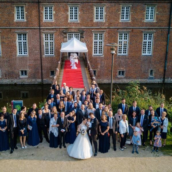 Hochzeit Schloss Herten Heiraten Location Hochzeitslocation NRW Fotograf 8 600x600 - Schloss Herten - Hochzeitslocation in NRW