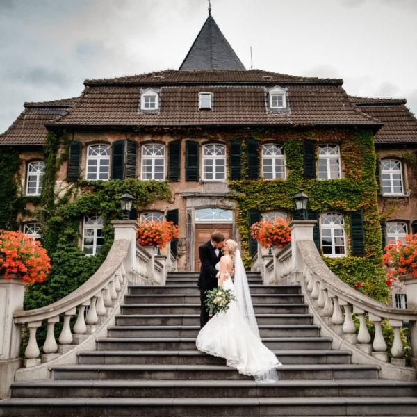 Hochzeit Schloss Linnepp Ratingen Heiraten Location Hochzeitslocation NRW Fotograf 12 600x600 - Schloss Linnep in Ratingen - Hochzeitslocation NRW