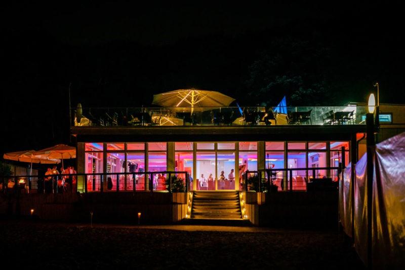 Hochzeitslocation NRW Seepavillon Fühlender See Köln