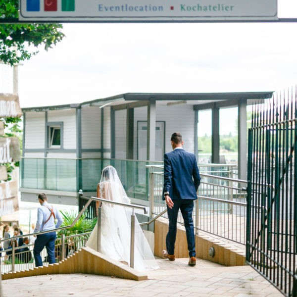 Hochzeit Seepavillon Fühlinger See Köln Heiraten Location Hochzeitslocation NRW Fotograf 26 600x600 - Seepavillon Fühlinger See in Köln - Hochzeitslocation NRW