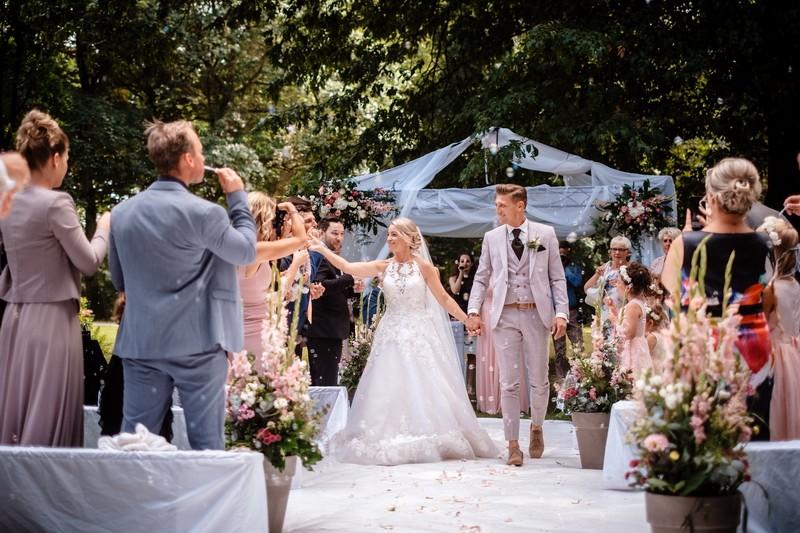 Hochzeitsfotos Standesamt kirchliche oder freie Trauung 101 - Gartenhochzeit