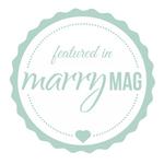 MarryMag-Magazin Badge