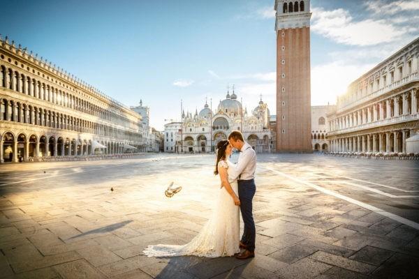 hochzeitsfotosgraf Venedig heiraten hochzeit hochzeitsfotos 600x400 - Hochzeitsfotograf Italien