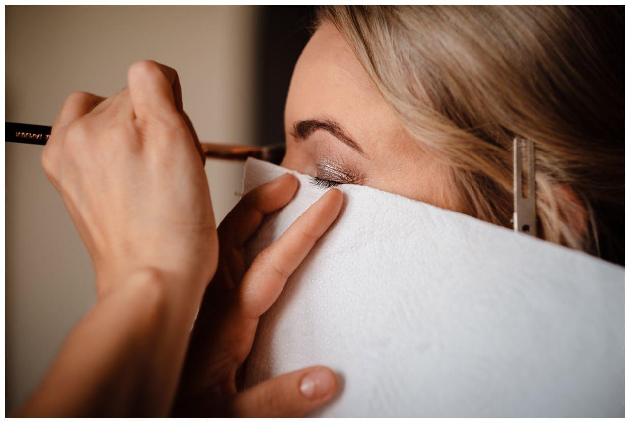 braut make up probe hochzeit stylistin 12 - Das perfekte Braut Make Up zur Hochzeit