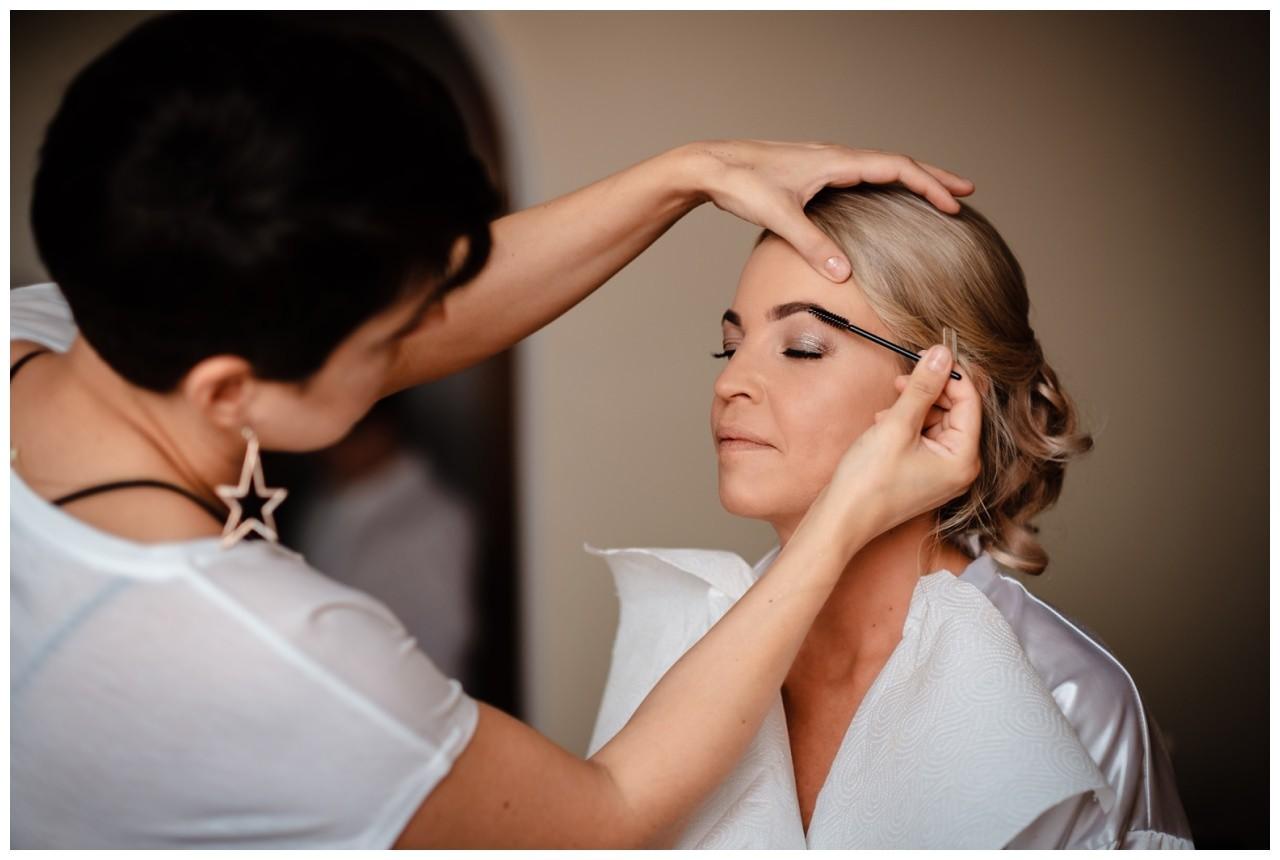 braut make up probe hochzeit stylistin 14 - Das perfekte Braut Make Up zur Hochzeit