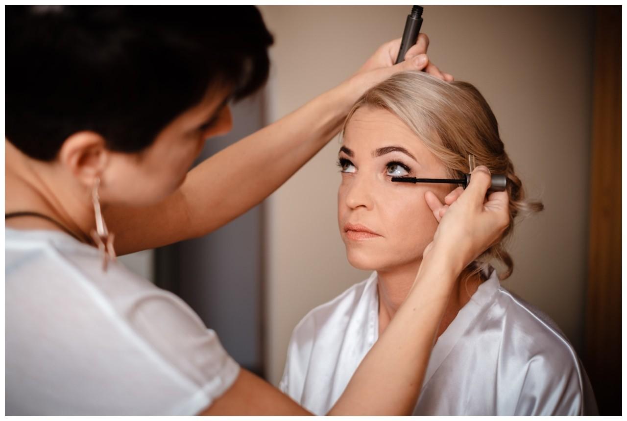 braut make up probe hochzeit stylistin 18 - Das perfekte Braut Make Up zur Hochzeit