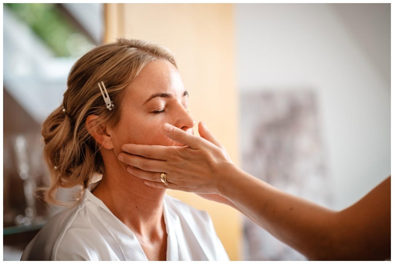 braut make up probe hochzeit stylistin 9 - Das perfekte Braut Make Up zur Hochzeit
