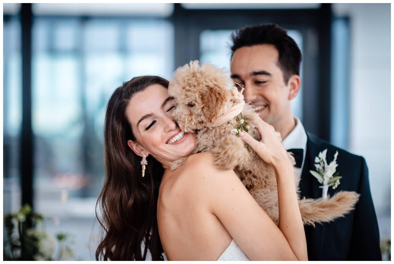 hochzeitsfotos düsseldorf hochzeitsfotograf shooting hund haustier 32 - Hochzeitsfotos in Düsseldorf
