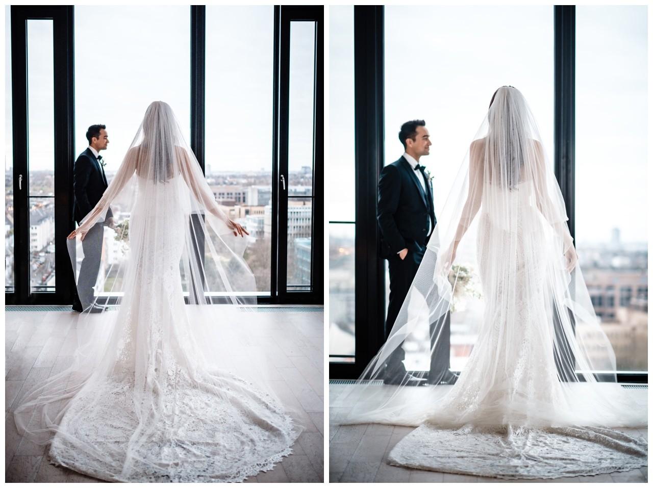 hochzeitsfotos düsseldorf hochzeitsfotograf shooting hund haustier 38 - Hochzeitsfotos in Düsseldorf