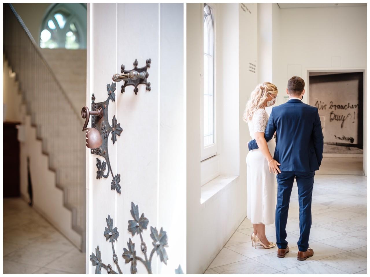 hochzeit standesamt standesamtliche Trauung schloss Moyland niederrhein fotograf 10 - Standesamtliche Hochzeit auf Schloss Moyland
