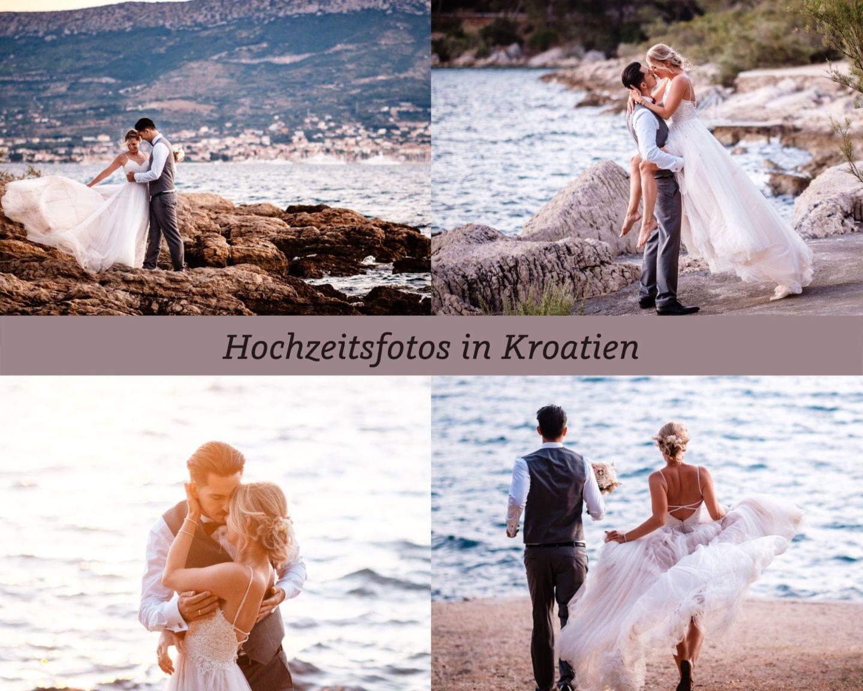 Hochzeitsfotos Kroatien After Wedding Hochzeitsfotograf - Hochzeitsfotos in Kroatien