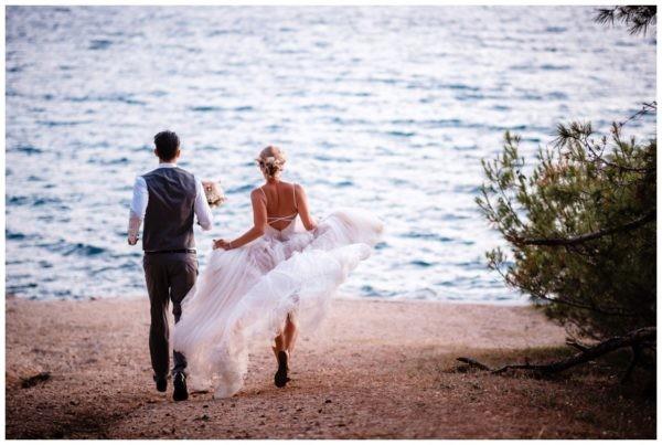 Hochzeitsfotos Kroatien After Wedding Shooting Split Hochzeitsfotograf