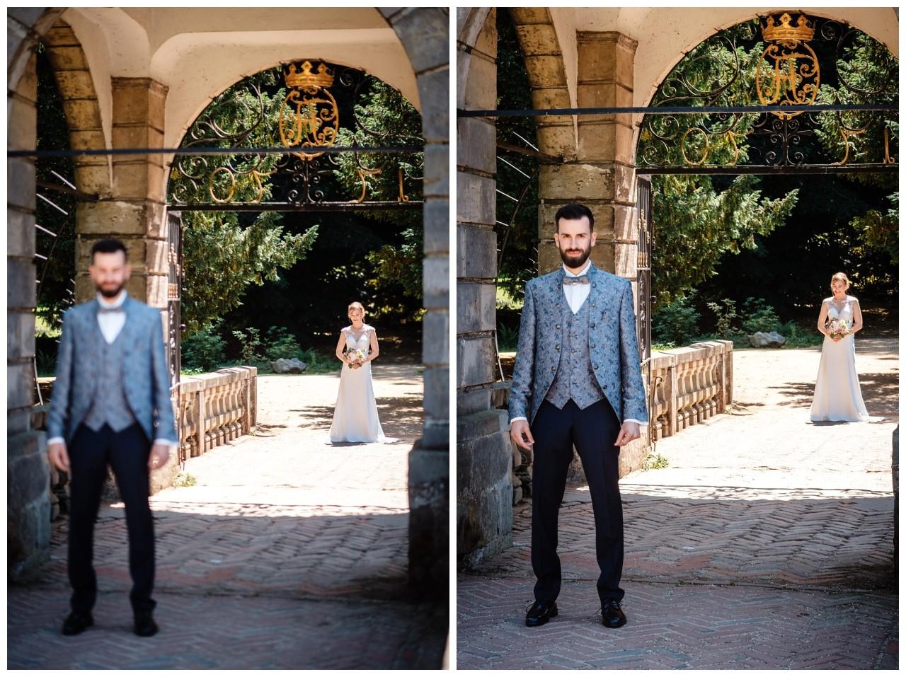 Hochzeit Nikolaus Kloster Juechen Standesamt Trauung Hochzeitsfotograf 18 - Standesamtliche Hochzeit im Nikolauskloster Jüchen