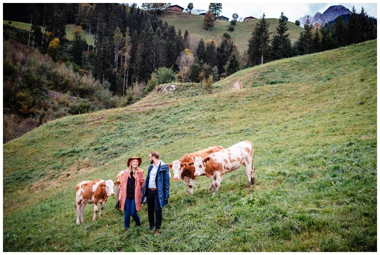 Verlobungsfotos Oesterreich Fotoshooting Paarshooting Leogang 15 - Verlobungsbilder in Österreich
