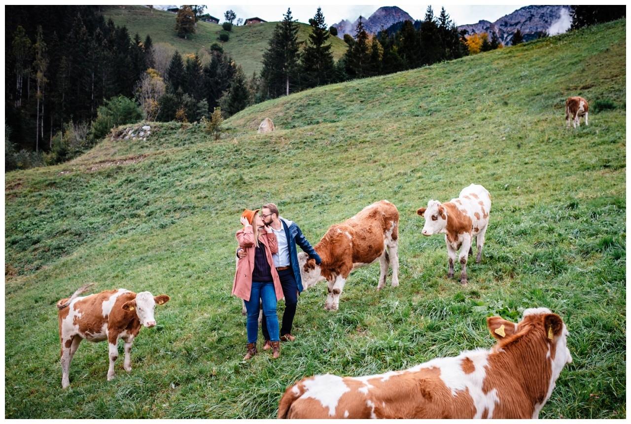 Verlobungsfotos Oesterreich Fotoshooting Paarshooting Leogang 17 - Verlobungsbilder in Österreich