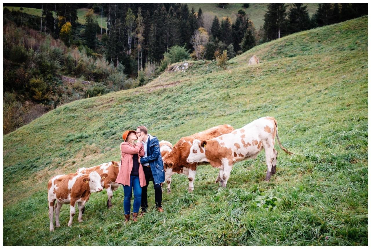 Verlobungsfotos Oesterreich Fotoshooting Paarshooting Leogang 18 - Verlobungsbilder in Österreich