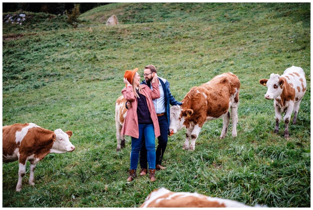 Verlobungsfotos Oesterreich Fotoshooting Paarshooting Leogang 19 - Verlobungsbilder in Österreich