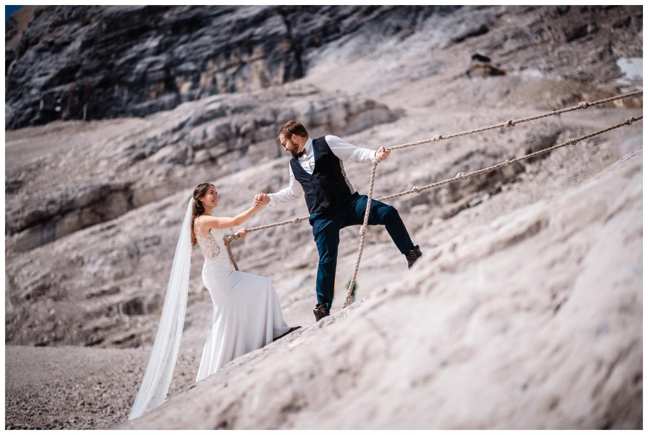 hochzeitsfoto eibsee zugspitze gamisch hochzeitsfotograf foto paarshooting 13 - Hochzeitsfotos am Eibsee