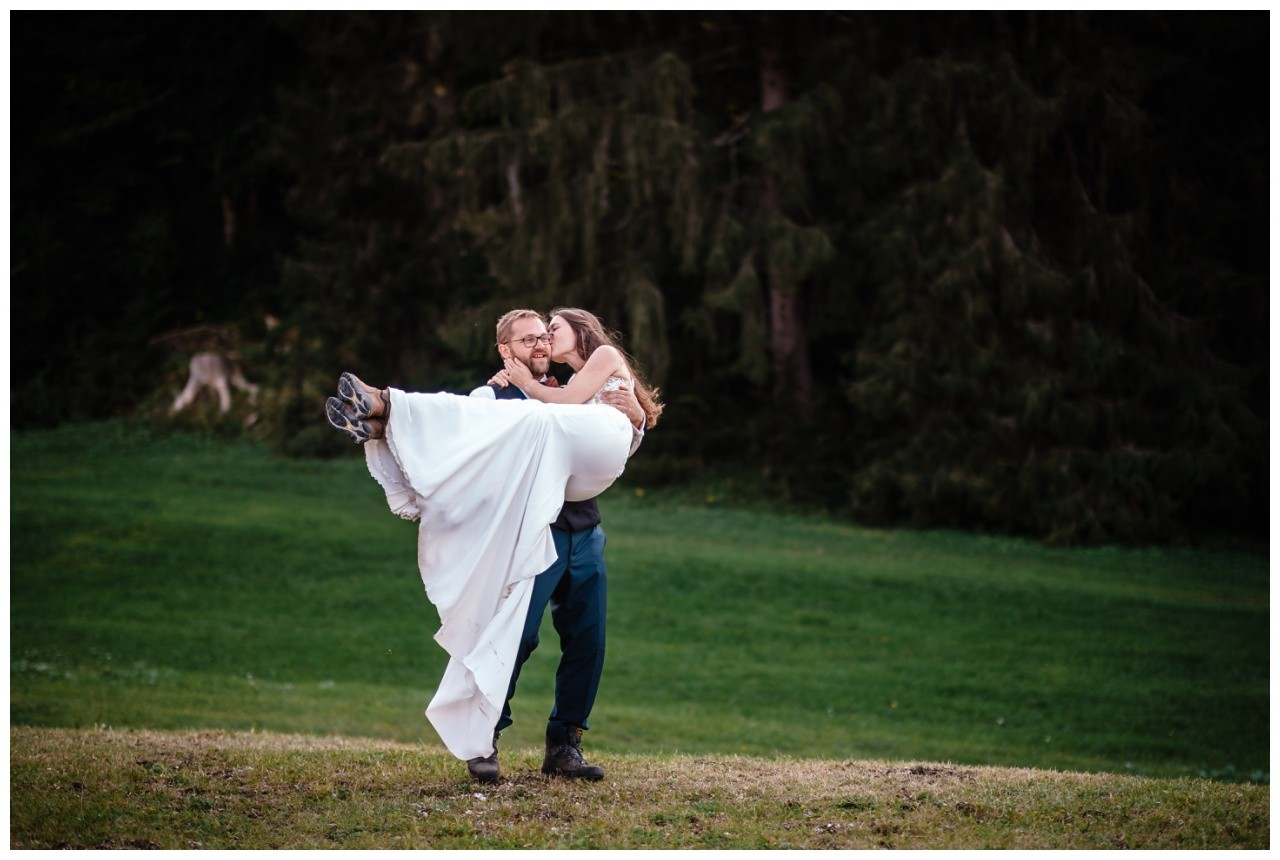 hochzeitsfoto eibsee zugspitze gamisch hochzeitsfotograf foto paarshooting 38 - Hochzeitsfotos am Eibsee