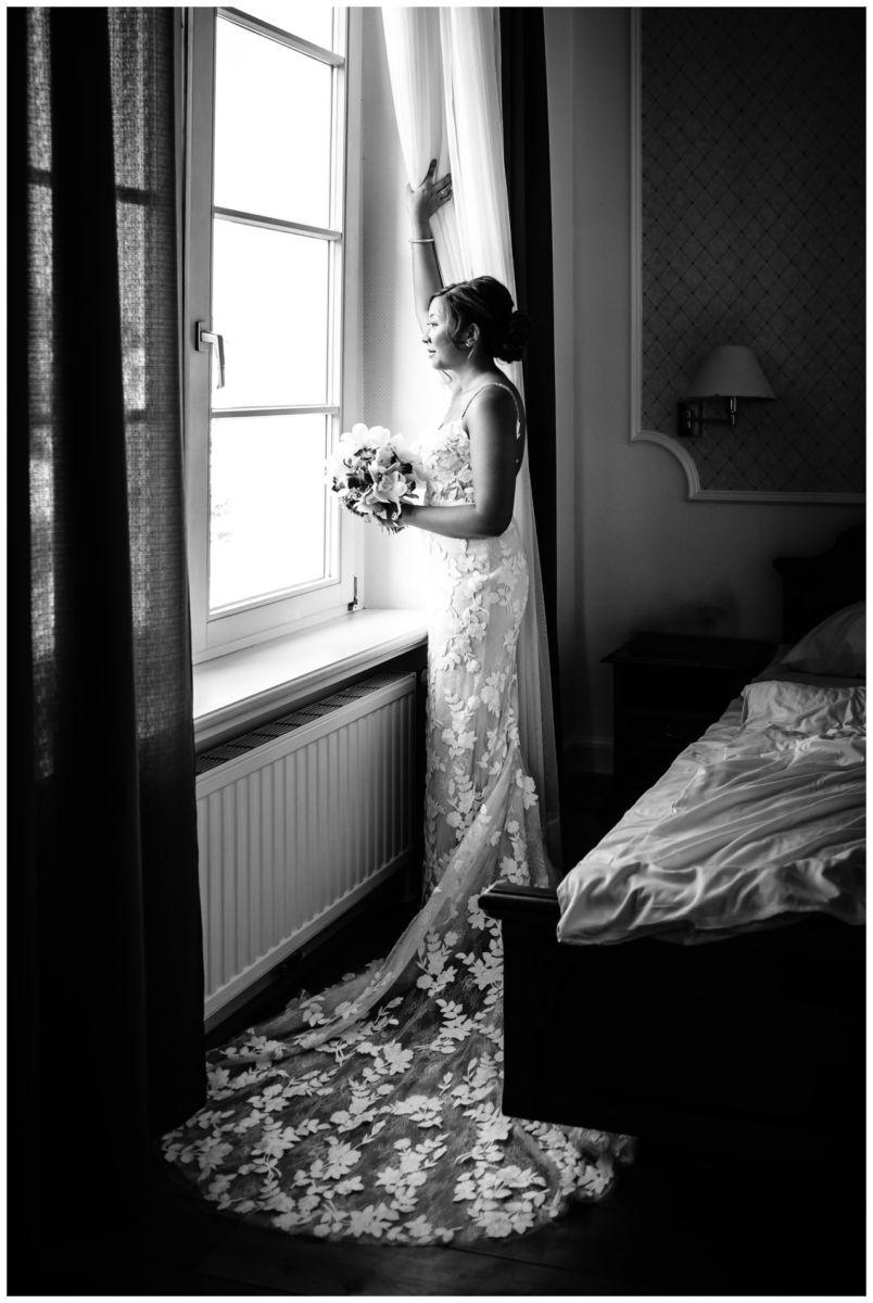 Hochzeit Schloss Herten Ruhrgebiet Hawaii Asiaten Hochzeitsfotograf heiraten 29 - Hawaii Hochzeit auf Schloss Herten
