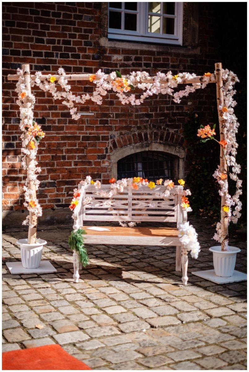 Hochzeit Schloss Herten Ruhrgebiet Hawaii Asiaten Hochzeitsfotograf heiraten 44 - Hawaii Hochzeit auf Schloss Herten