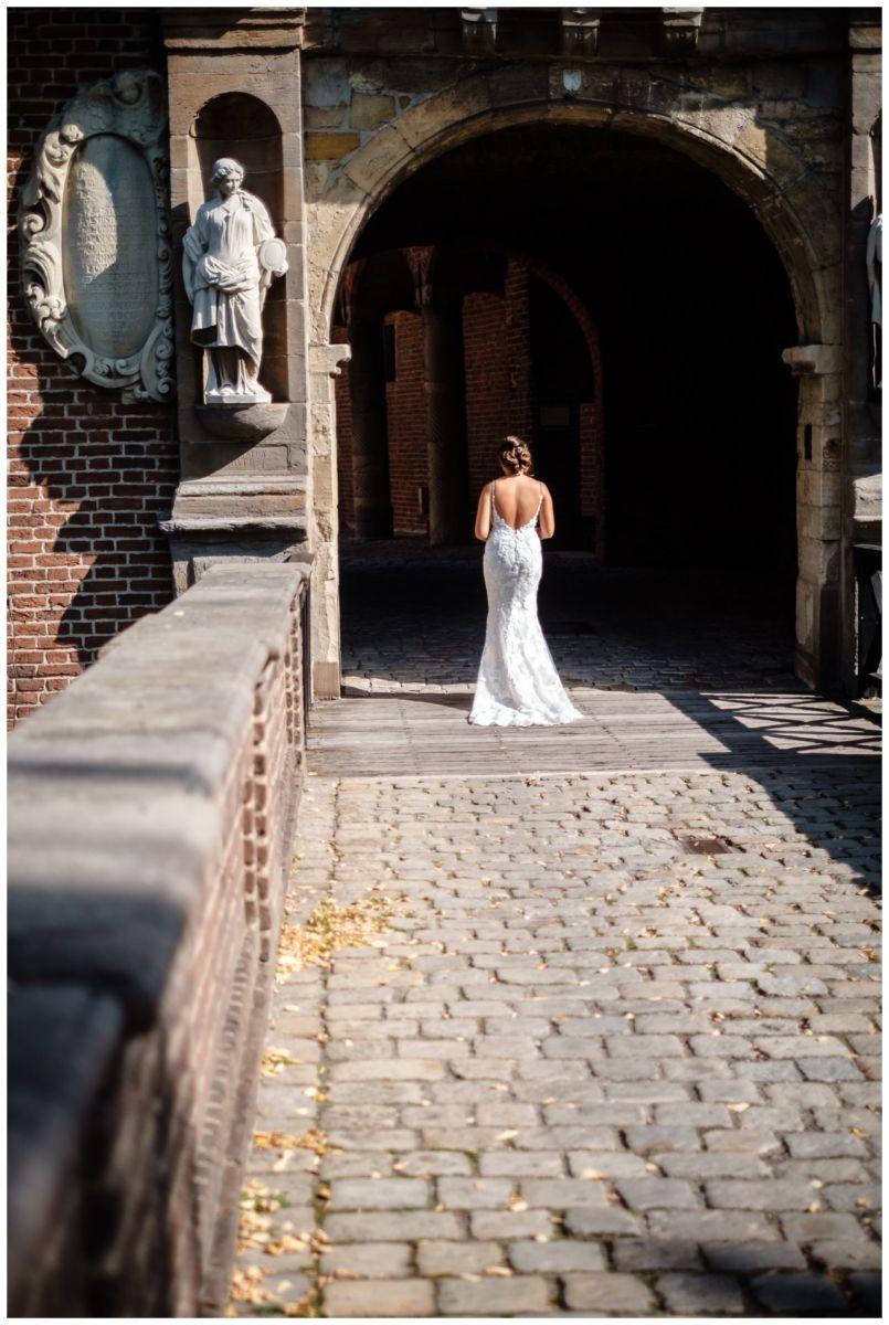 Hochzeit Schloss Herten Ruhrgebiet Hawaii Asiaten Hochzeitsfotograf heiraten 48 - Hawaii Hochzeit auf Schloss Herten