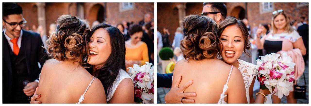 Hochzeit Schloss Herten Ruhrgebiet Hawaii Asiaten Hochzeitsfotograf heiraten 63 - Hawaii Hochzeit auf Schloss Herten