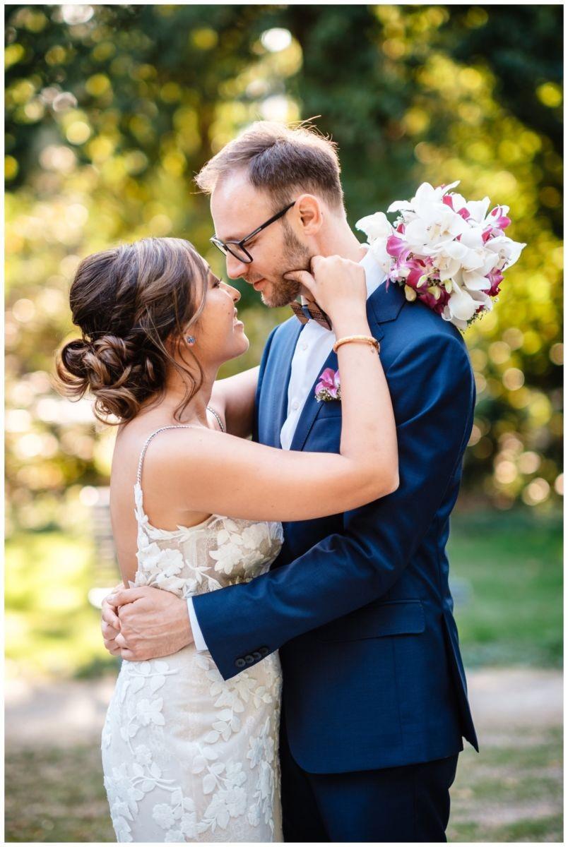Hochzeit Schloss Herten Ruhrgebiet Hawaii Asiaten Hochzeitsfotograf heiraten 70 - Hawaii Hochzeit auf Schloss Herten