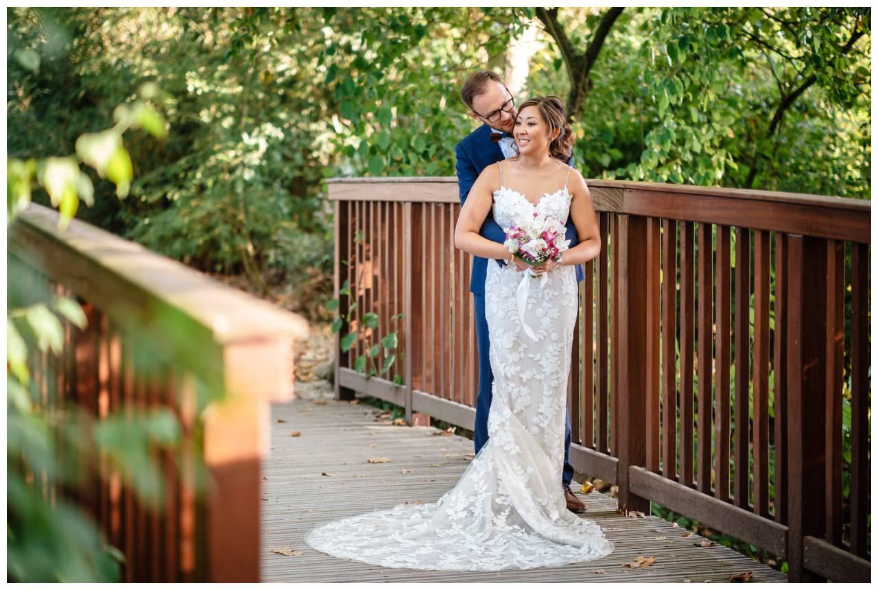 Hochzeit Schloss Herten Ruhrgebiet Hawaii Asiaten Hochzeitsfotograf heiraten 71 - Hawaii Hochzeit auf Schloss Herten