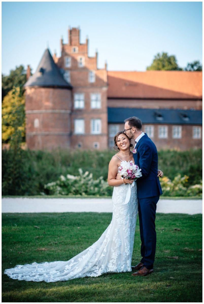 Hochzeit Schloss Herten Ruhrgebiet Hawaii Asiaten Hochzeitsfotograf heiraten 82 - Hawaii Hochzeit auf Schloss Herten