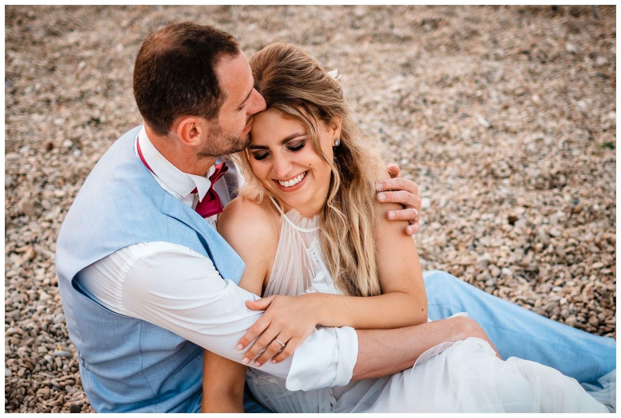 hochzeit kroatien ausland gardasee fotograf strand 111 - Hochzeit am Strand in Kroatien