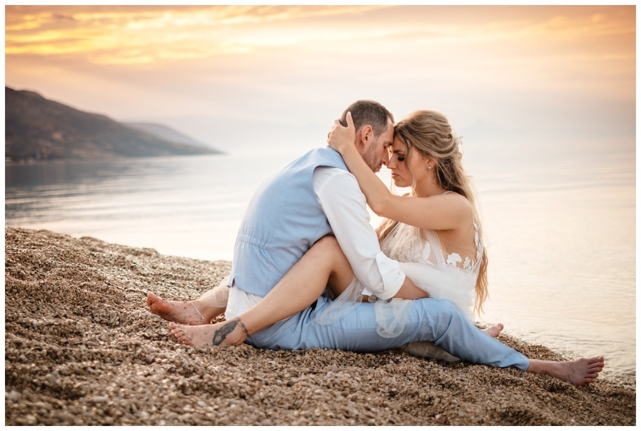 hochzeit kroatien ausland gardasee fotograf strand 119 - Hochzeit am Strand in Kroatien