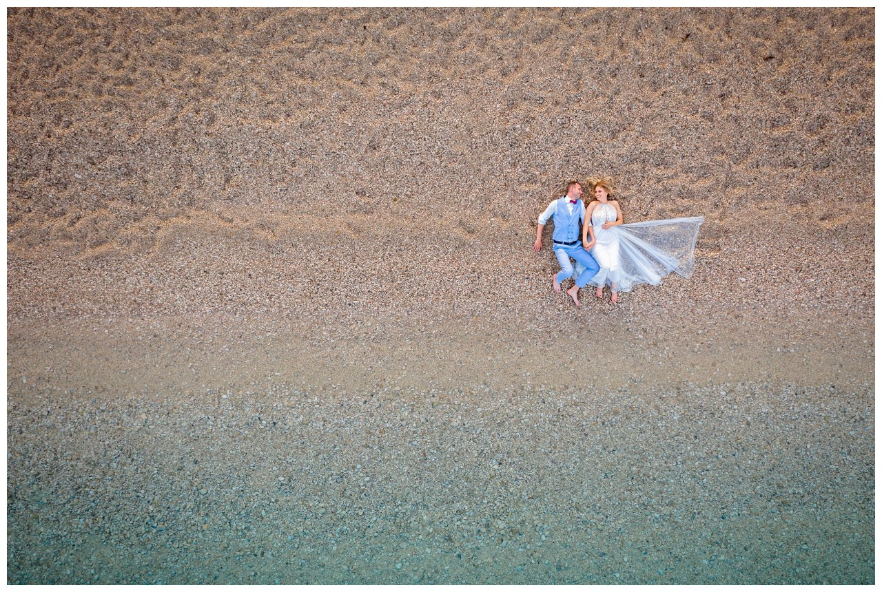 hochzeit kroatien ausland gardasee fotograf strand 120 - Hochzeit am Strand in Kroatien