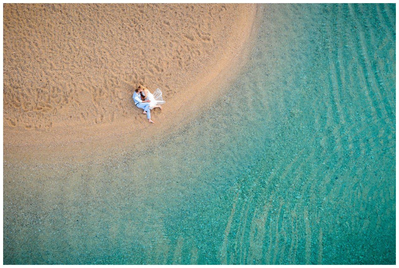hochzeit kroatien ausland gardasee fotograf strand 123 - Hochzeit am Strand in Kroatien