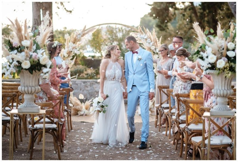 hochzeit kroatien ausland gardasee fotograf strand 3 800x545 - Hochzeit am Strand in Kroatien
