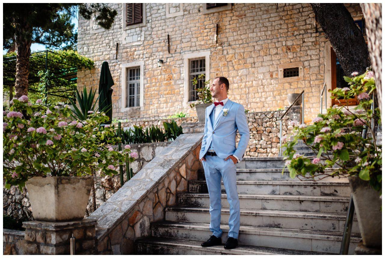 hochzeit kroatien ausland gardasee fotograf strand 40 - Hochzeit am Strand in Kroatien