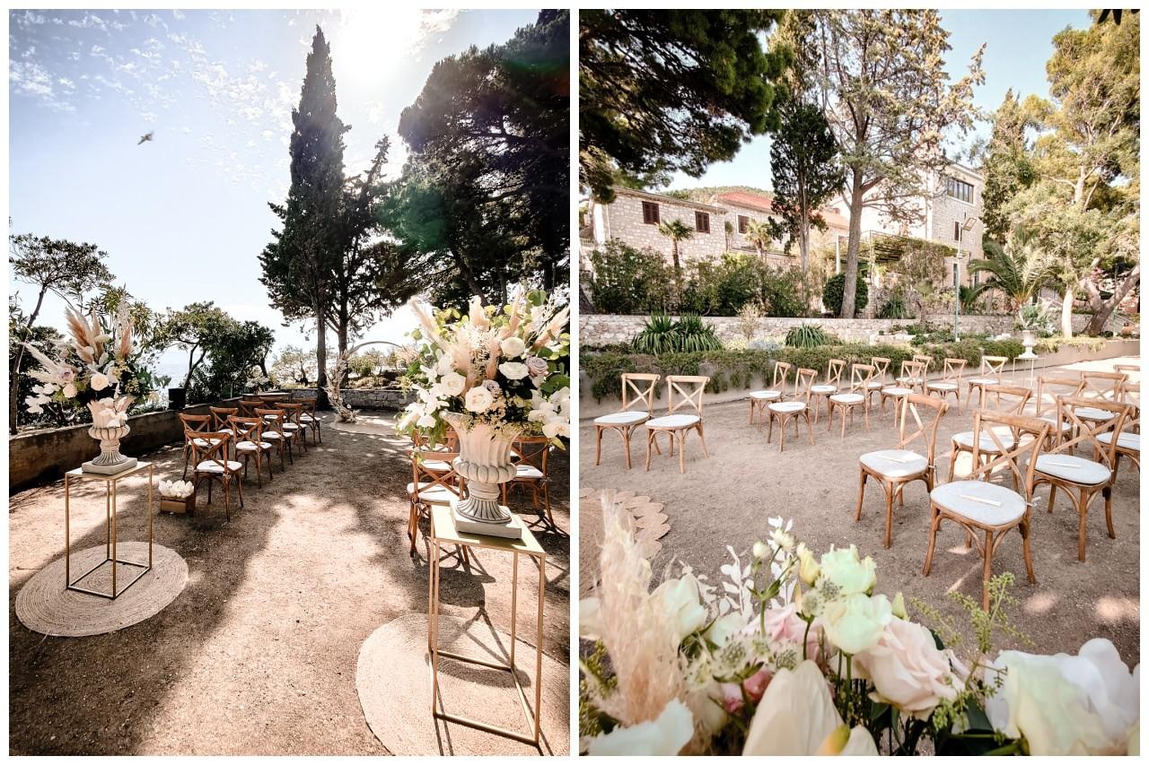 hochzeit kroatien ausland gardasee fotograf strand 44 - Hochzeit am Strand in Kroatien