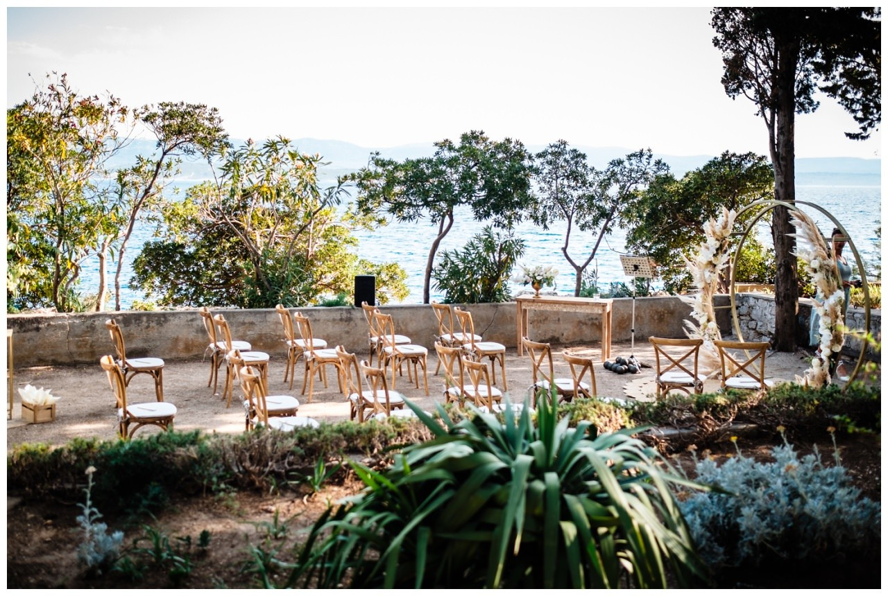 hochzeit kroatien ausland gardasee fotograf strand 45 - Hochzeit am Strand in Kroatien