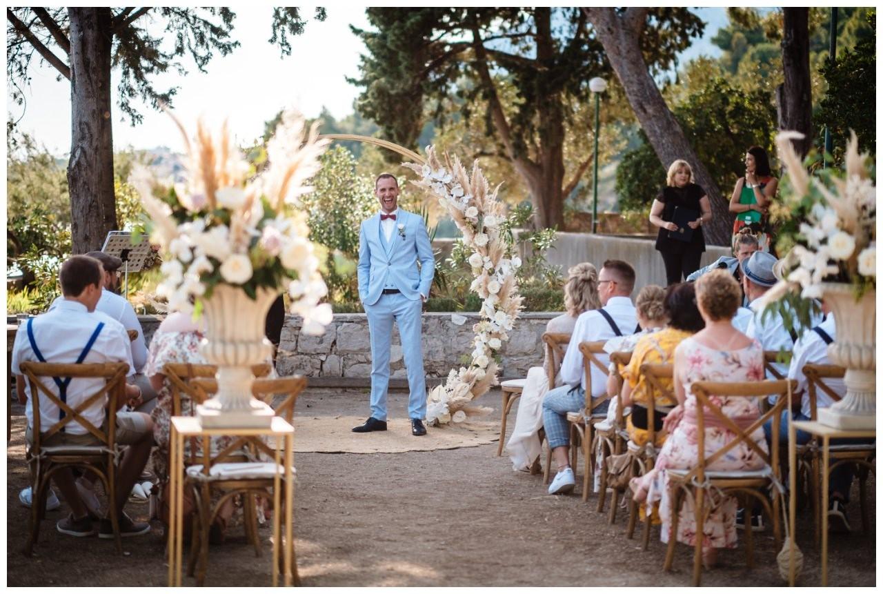 hochzeit kroatien ausland gardasee fotograf strand 47 - Hochzeit am Strand in Kroatien
