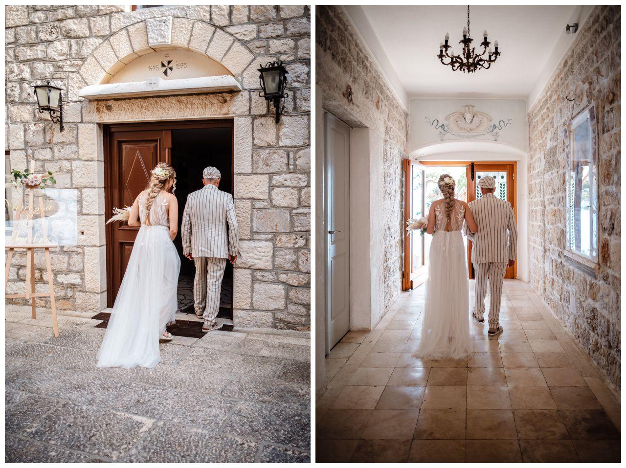 hochzeit kroatien ausland gardasee fotograf strand 49 - Hochzeit am Strand in Kroatien
