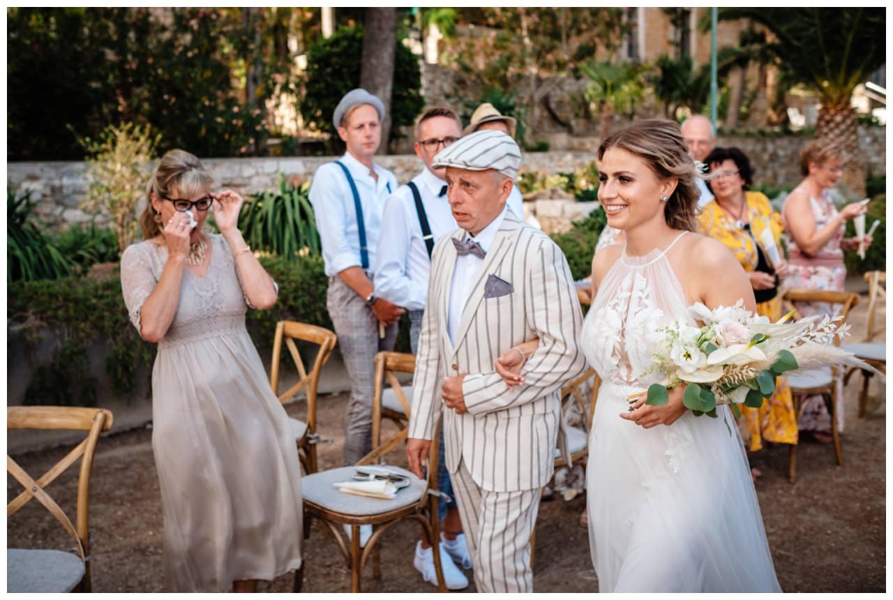 hochzeit kroatien ausland gardasee fotograf strand 53 - Hochzeit am Strand in Kroatien