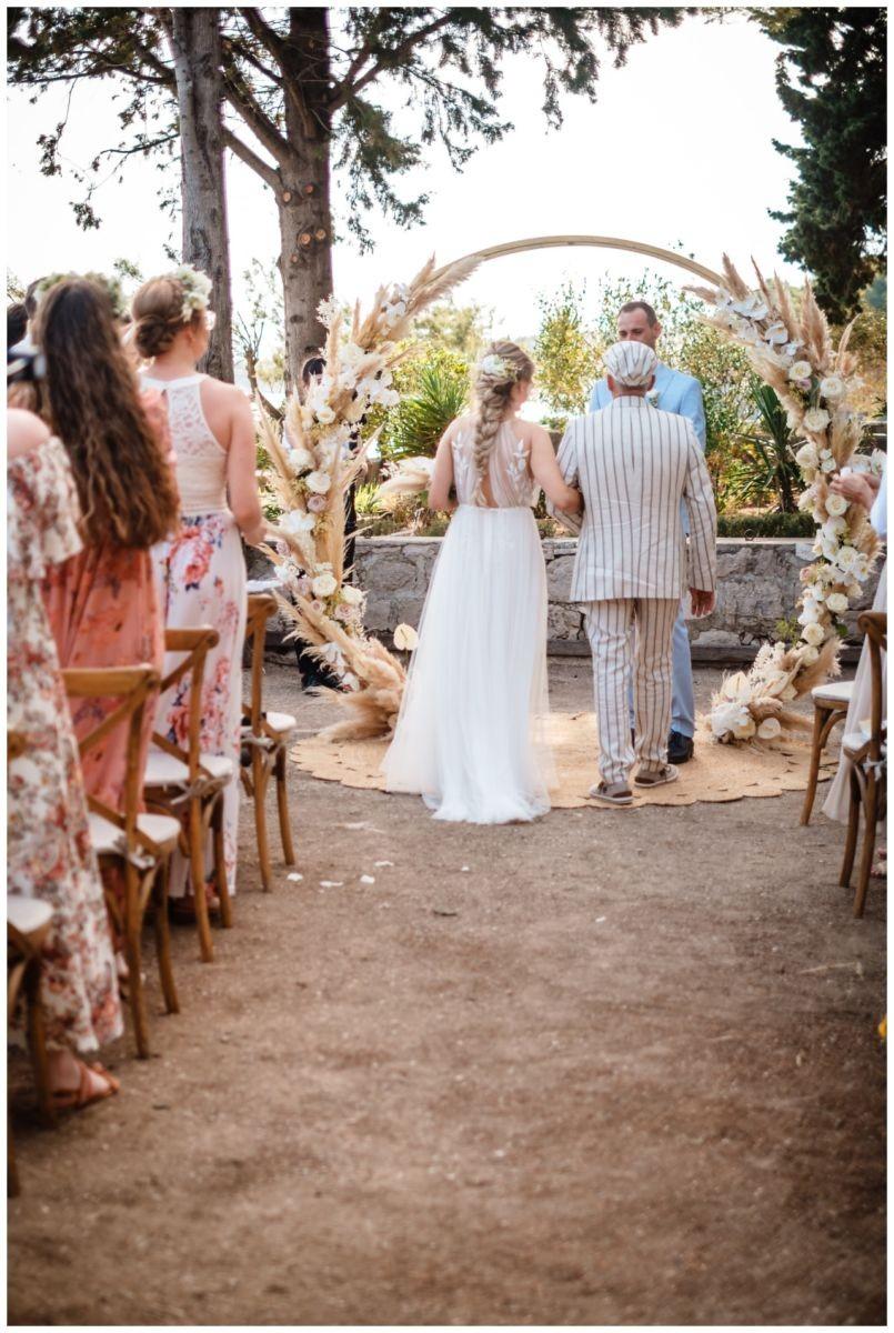 hochzeit kroatien ausland gardasee fotograf strand 54 - Hochzeit am Strand in Kroatien