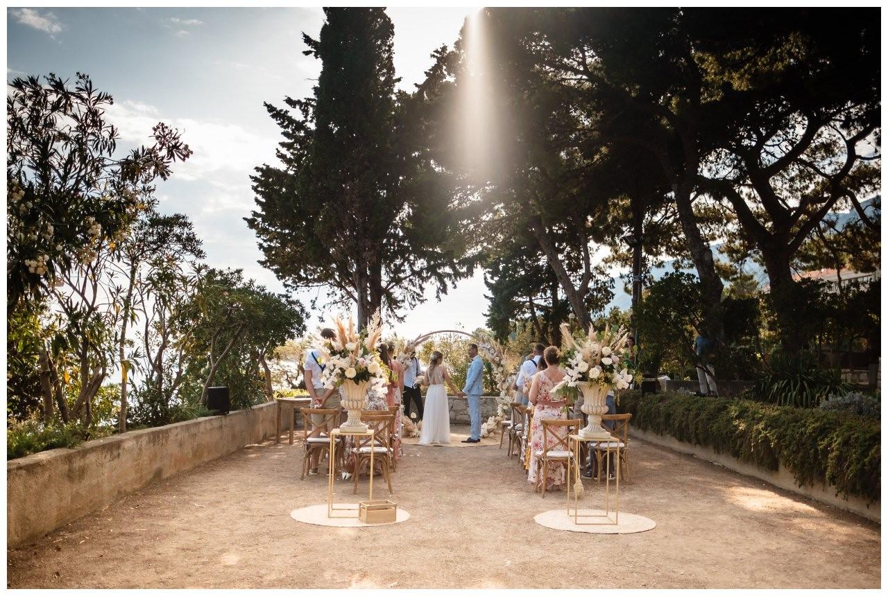 hochzeit kroatien ausland gardasee fotograf strand 56 - Hochzeit am Strand in Kroatien