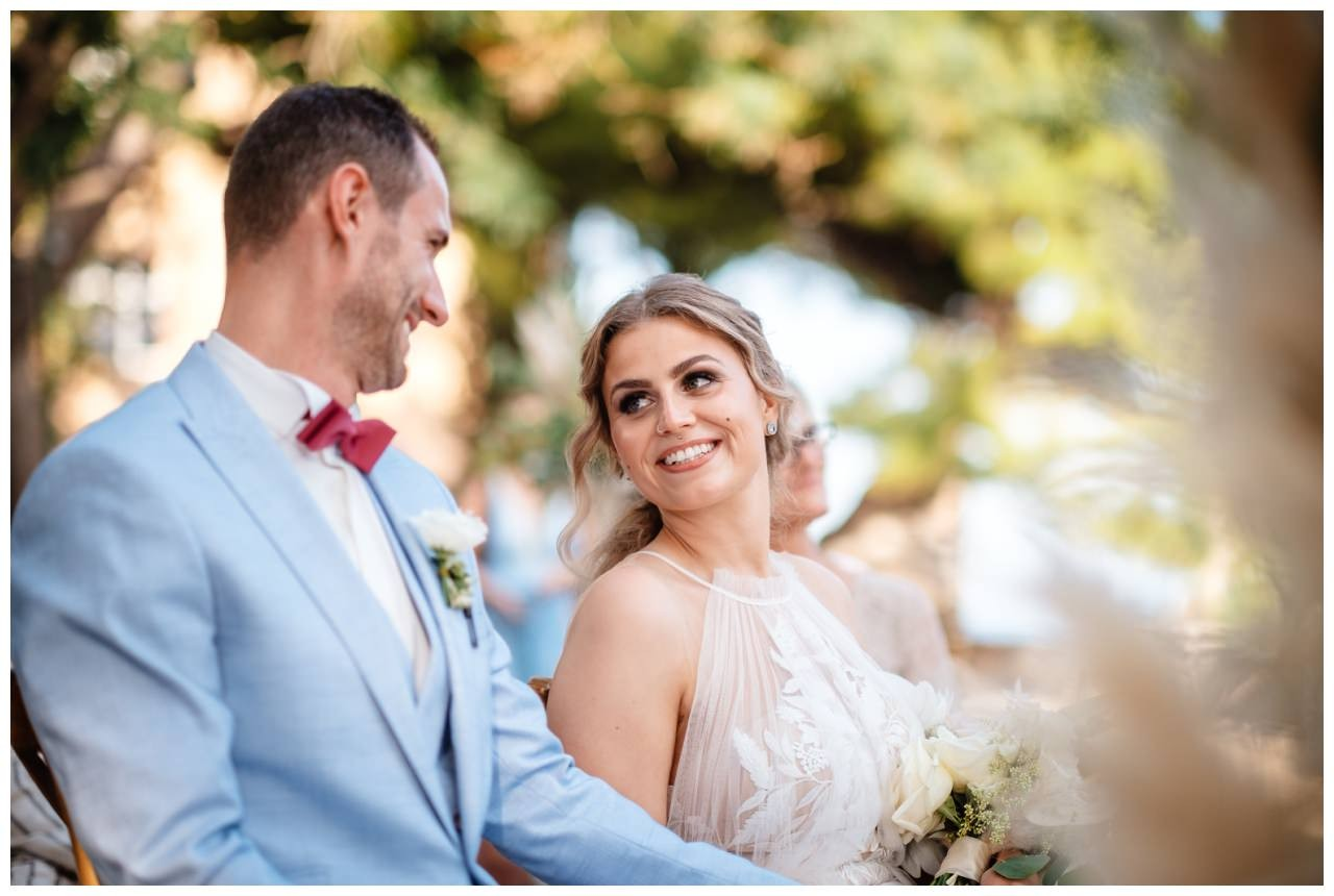 hochzeit kroatien ausland gardasee fotograf strand 61 - Hochzeit am Strand in Kroatien